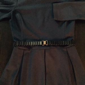 Anthropologie Tabby Belt in Black